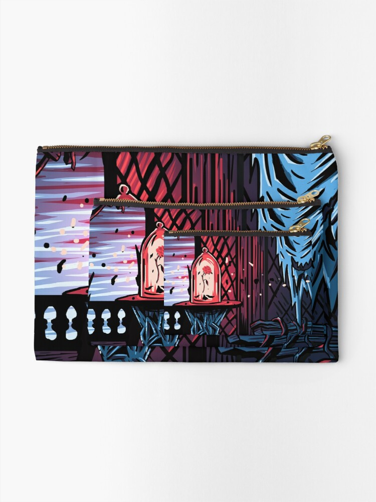 Alternate view of The Forbidden West Wing Zipper Pouch