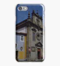 Igreja Dos Terceiros, Braga iPhone Case/Skin