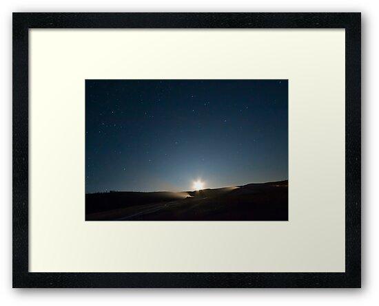 """Moony"" Night by Luca Renoldi"