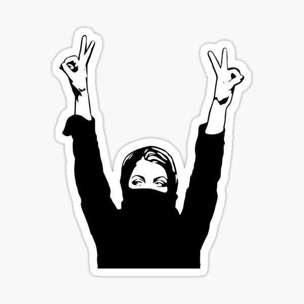 Feminism Sticker