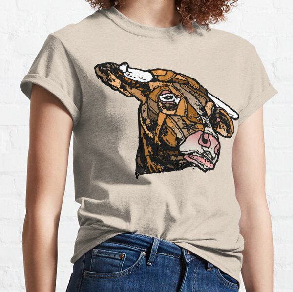 Aubrac Cow Classic T-Shirt