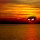 Watching the Horizon by Lyndy