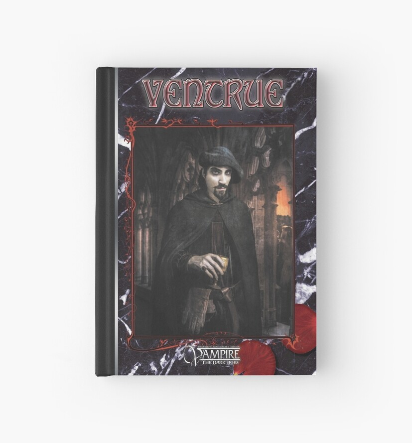 Dark Ages Clan: Ventrue by TheOnyxPath