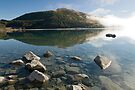 Lake Tekapo. by Michael Treloar