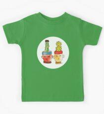 Cacti Couplet | Emma  Kids Tee