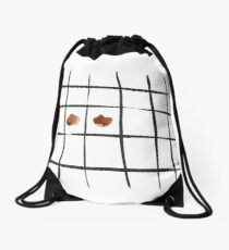 sequence  Drawstring Bag