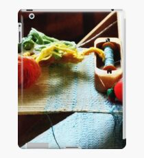Embroidery Supplies iPad Case/Skin