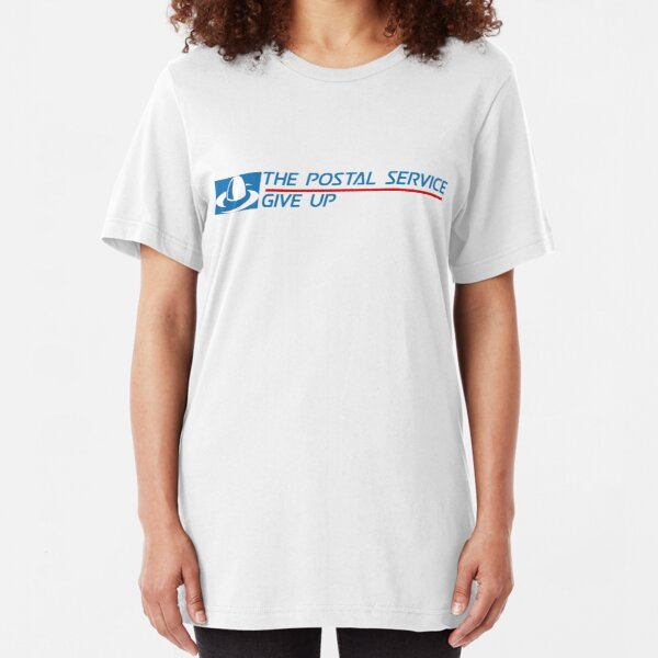 The Postal Service Slim Fit T-Shirt