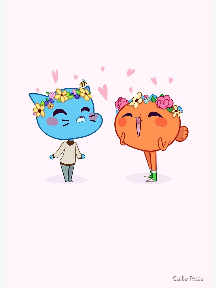 Flower Boys by KawaiiCallie