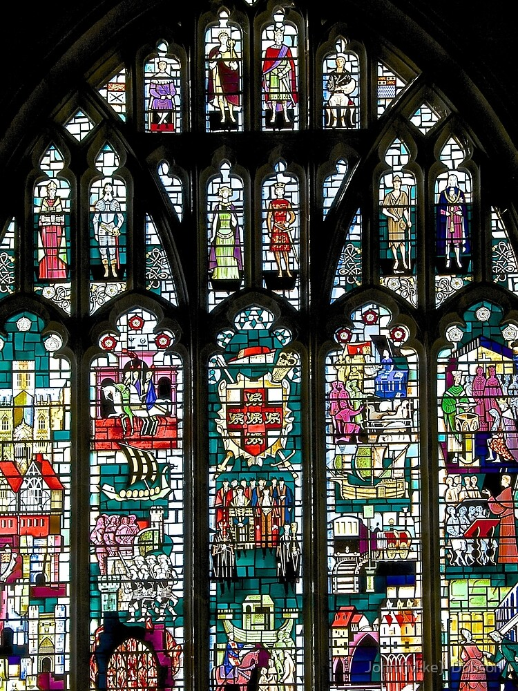 Stained Glass de yorkshireman