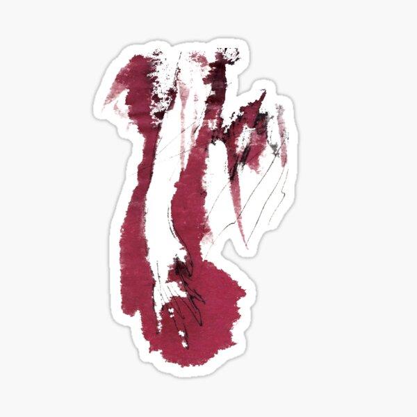 nymph's hand Sticker