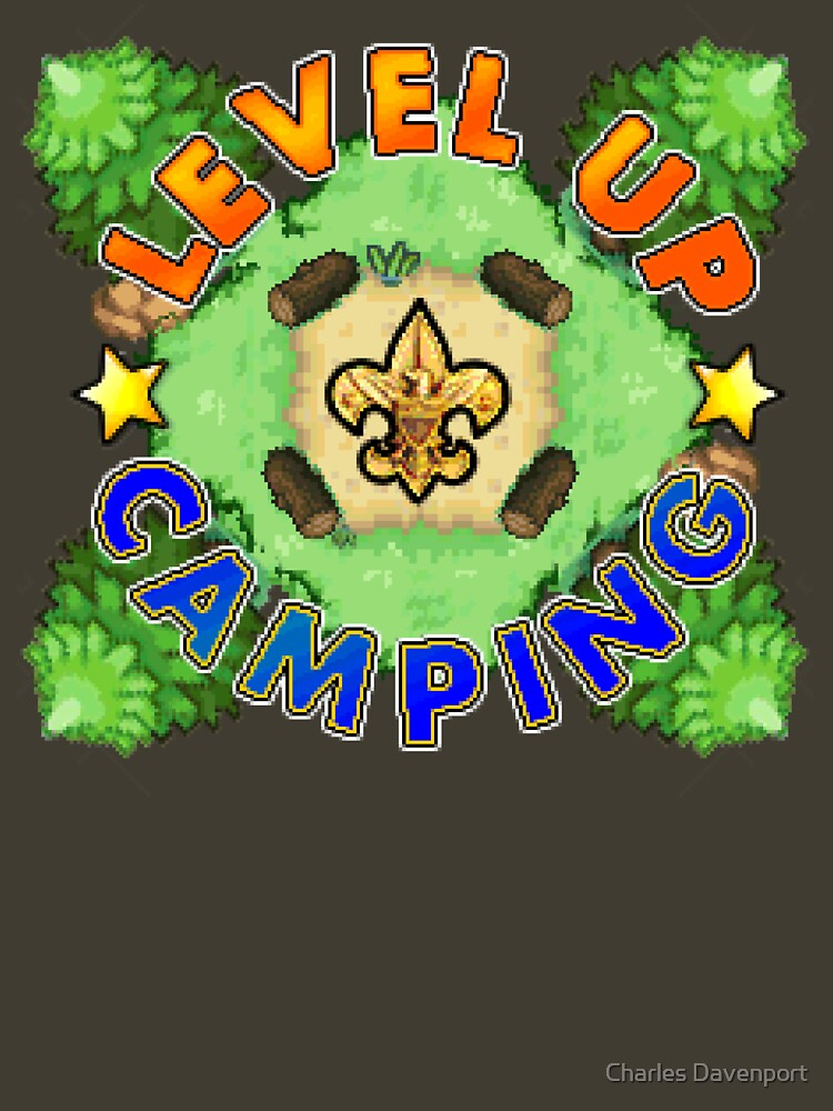 Level Up Camping by cdavenport4