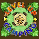 Level Up Camping by Charles Davenport