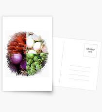Market Day Postcards