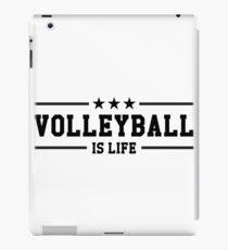 Volleyball / Volleyball iPad Case/Skin