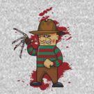 Freddy Kruger by tmhoran
