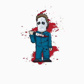 Michael Myers by tmhoran