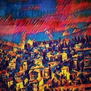 The Punishing View by jeffreyjirwin