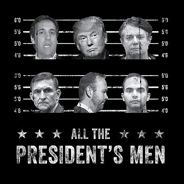 All the President's Men by f22design