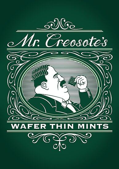Wafer Thin Mints by DoodleDojo