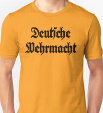 Deutsche Wehrmacht  Unisex T-Shirt