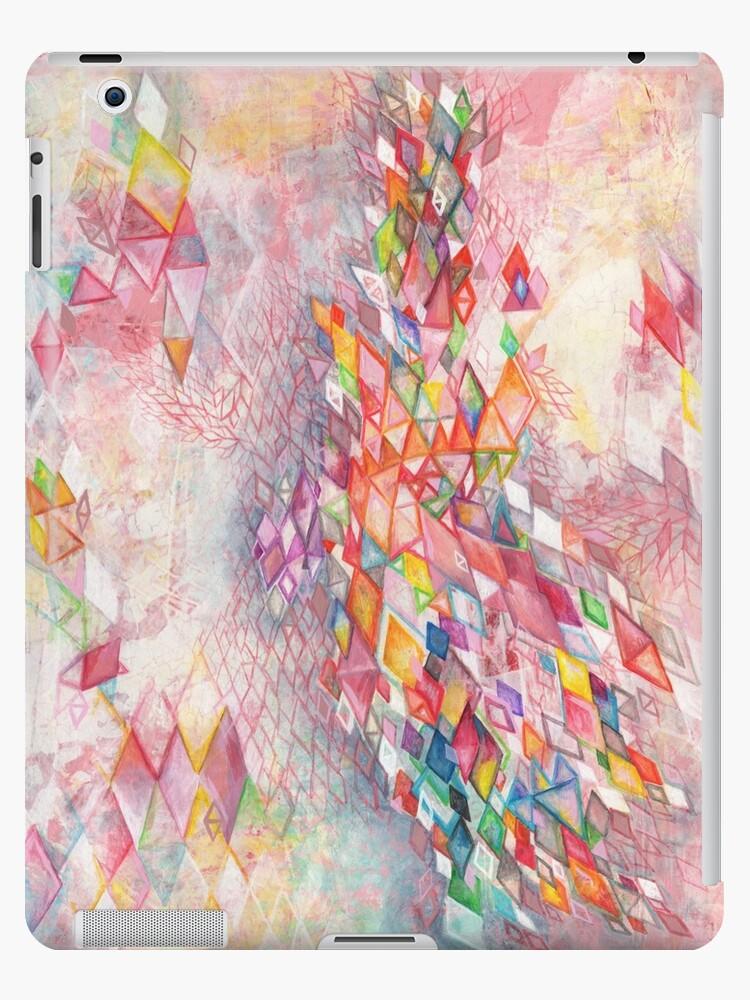 Städtische moderne geometrische Malerei von DianaKrumina
