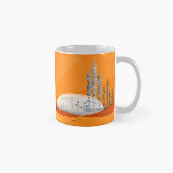 Mars Colony Classic Mug