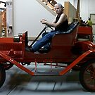 Lovely Old Sports Car, 1907 Maxwell Roadster by MaeBelle