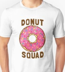 Donut Squad T-shirt Slim Fit T-Shirt