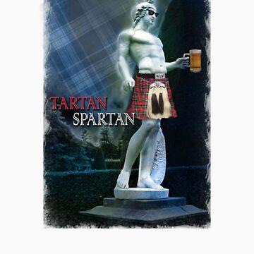 TARTAN SPARTAN by artyfifi