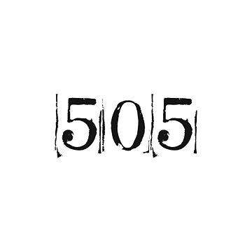 505 by ArielClark93
