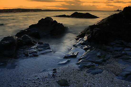 Autumn view of Skerries by Martina Fagan
