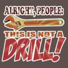 Drill t-shirt by valizi
