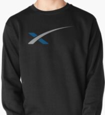 Spacex Logo Pullover