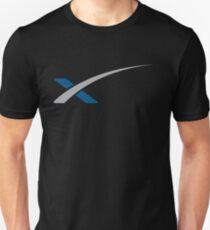 Camiseta unisex Logotipo de Spacex