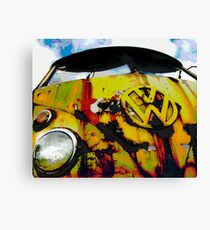 Hippy Trippy Canvas Print