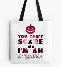 Ingenieur Kürbis Halloween Geschenk Geschenkidee Tasche