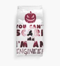 Ingenieur Kürbis Halloween Geschenk Geschenkidee Bettbezug