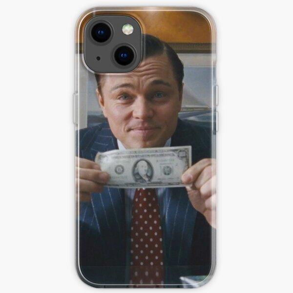 Der Wolf der Wall Street im Trend iPhone Flexible Hülle