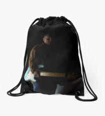 Me And My Guitar Drawstring Bag