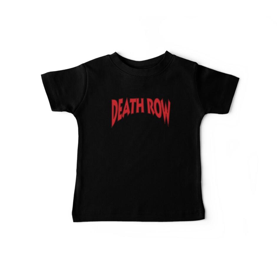 «Corredor de la muerte» de mBshirts