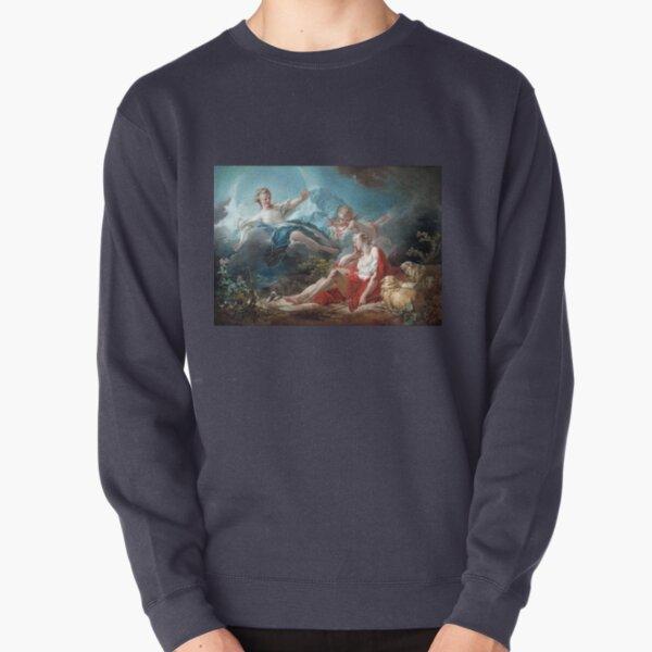 Jean-Honoré Fragonard Diana and Endymion Pullover Sweatshirt