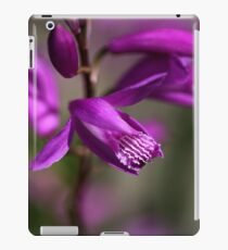 Japanese Orchid iPad Case/Skin