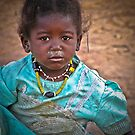 Malian girl by Saka