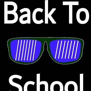 Back To School Glasses by talalbalwi