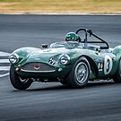 1954 Sports Racing Car by Willie Jackson