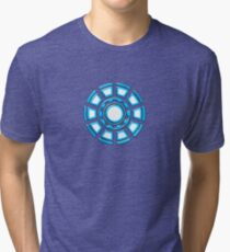 Arc Reactor, Comic, Hero, Superheroes,  Tri-blend T-Shirt