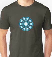 Arc Reactor, Comic, Hero, Superheroes,  Unisex T-Shirt