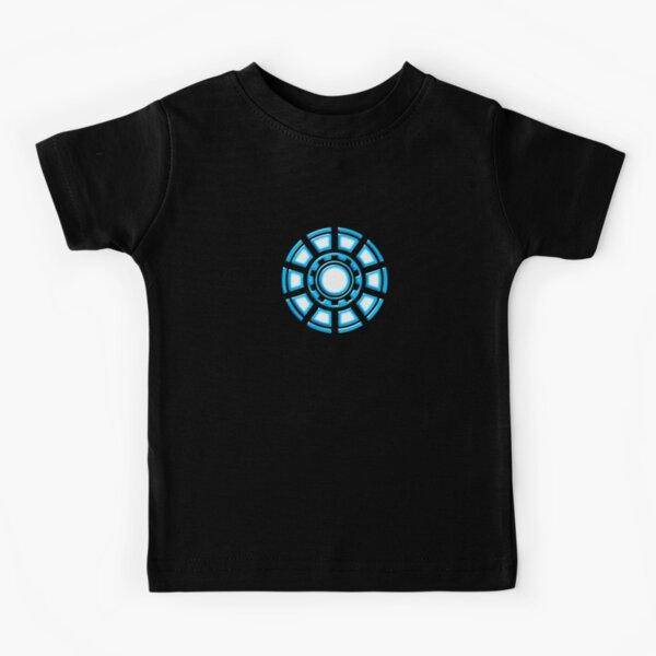 Arc Reactor, Comic, Hero, Superheroes,  Kids T-Shirt