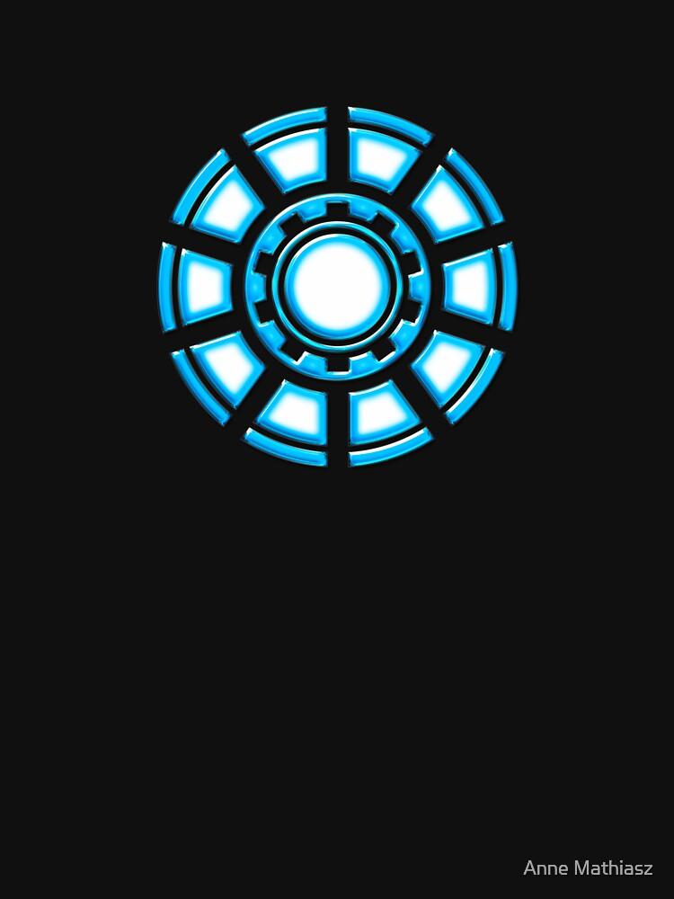 Arc Reactor, Comic, Hero, Superheroes,  | Unisex T-Shirt